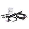 Switch kvm Startech - Switch kvm 2 porte cavo usb