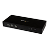 Switch kvm Startech - 4k 2port mdp kvm switch with