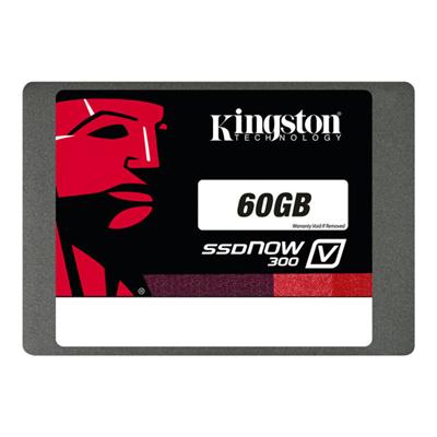 Kingston - 60GB SSDNOW V300 SATA 3 2.5 NO KIT
