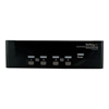 Switch kvm Startech - Switch kvm dvi doppio
