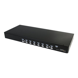 Switch kvm Startech - Switch kvm usb 8 porte