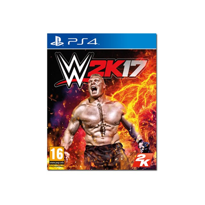 Take Two Interactive - PS4 WWE 2K17