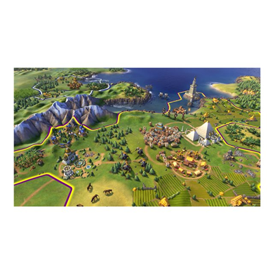 Take Two Interactive - PC SID MEIER S CIVILIZATION VI