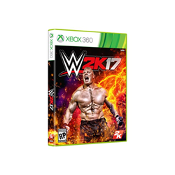 Jeu vidéo WWE 2K17 - Xbox 360 - anglais, italien