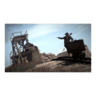 Take Two Interactive - X360 RED DEAD REDEMPTION GOTY CLASS