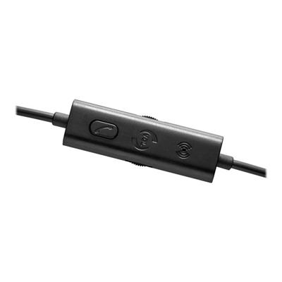 HP - HP STEREO HEADPHONE H3100 BLACK