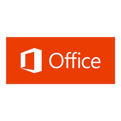 Foto Software Office home and business 2016 medialess- Microsoft