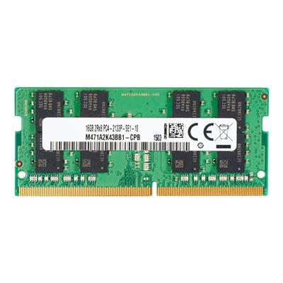 HP - HP 4GB (1X8GB) DDR4-2400 ECC