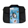 Borsa Techair - Kit borsa top nera 15.6   mouse