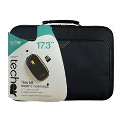 Cover Techair - Z0119v3 17.3in bk laptop case
