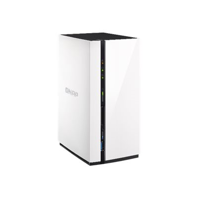 Qnap - 2-BAY NAS  ARM DUAL-CORE 1.1GHZ