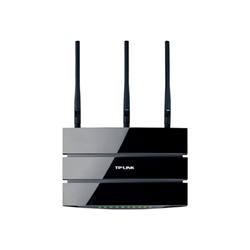Routeur TP-LINK TD-W8980 - Routeur sans fil - modem ADSL - commutateur 4 ports - GigE - Bi-bande