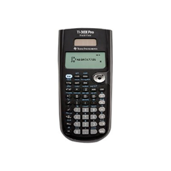 Foto Calcolatrice Ti 30x pro Texas Instruments Calcolatrici