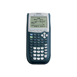 Calcolatrice Texas Instruments - Ti 84 plus