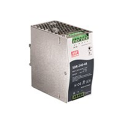 Foto Scheda PCI Din rail 48v 240w power supply Trendnet