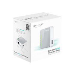 Foto Router  Router wl n 150mbps 3g/3.75g nomode TP-LINK Router e Access point