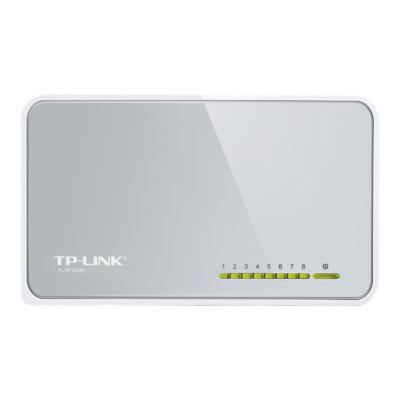TP-LINK - SWITCH 8 PORT 10/100M TP-LINK