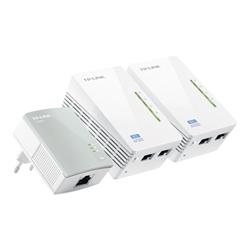 Power line TP-LINK - Trio kit powerline av500 2 porte