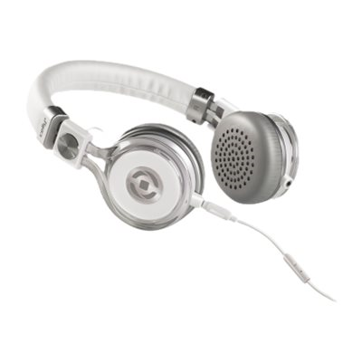 WHITE HEADPHONE TRIBE