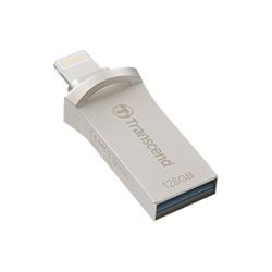 Chiavetta USB Transcend - Jetdrive go 500 128gb silver