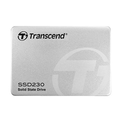 Hard disk interno Transcend - 128gb  2.5  ssd230s  sata 3 3d tlc