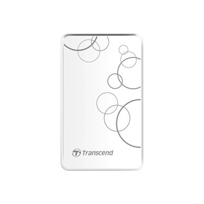 Transcend - STOREJET A3W 2.5  DA 1T BIANCO