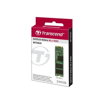 Transcend - 240GB  M.2 2280 SSD  SATA3  TLC