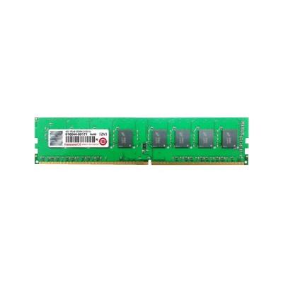 Transcend - 4GB DDR4 2400 U-DIMM 1RX8