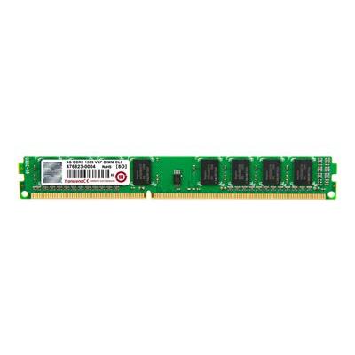 Transcend - 4GB DDR3 1333 U-DIMM 2RX8 VLP