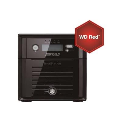 Buffalo Technology - TERASTATION 5200 WD RED 8TB 2 BAYS