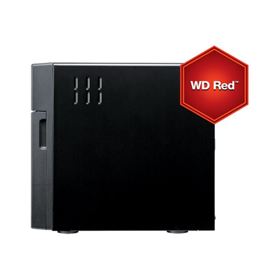 Buffalo Technology - TATION 5400 WD RED NAS 4X6TB