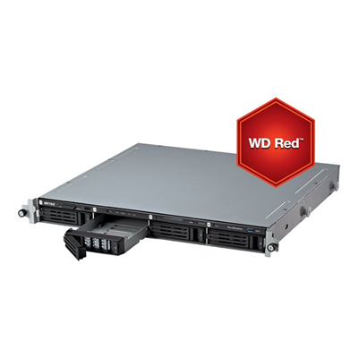 Buffalo Technology - TERASTATION R 5400 WD RED NAS 4X6TB