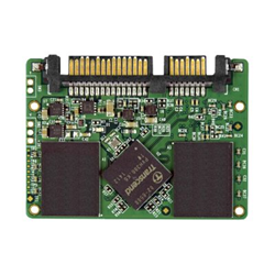 """SSD Transcend HSD370 - Disque SSD - 64 Go - interne - 2.5"""" Half-Slim - SATA 6Gb/s"""
