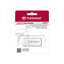 lettore memory card Transcend - Card reader rdp5