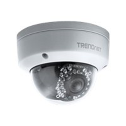Foto Telecamera per videosorveglianza Outdoor poe 3mp dome day/night Trendnet
