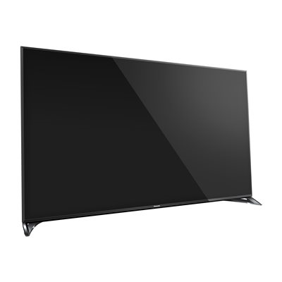 Panasonic - LED 4K 55 UHD 3D SMART TWIN TUN
