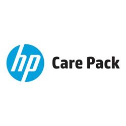 Extension d'assistance HPE 6-Hour Call-To-Repair Proactive Care Service with Comprehensive Defective Material Retention - Contrat de maintenance prolongé - pièces et main d'oeuvre - 5 années - sur site - 24x7 - délai de réparation : 6 heures - pour HPE 12518, 12518 DC