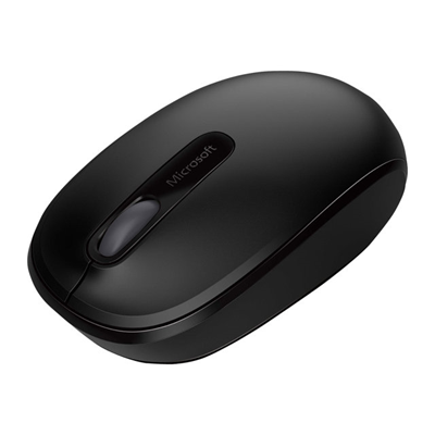 Mouse Microsoft - WIRELESS MBL MOUSE 1850  BLACK