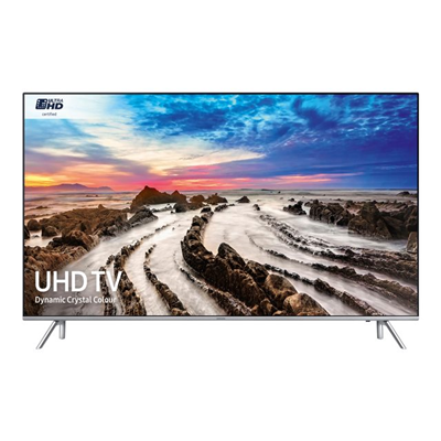 Samsung - TV 82 POLL FLAT UHD SERIE MU7000