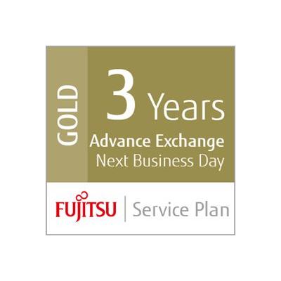 Fujitsu - 3 YEAR GOLD SERVICE IN 1-2 DAYS