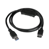 Box hard disk esterno Startech - Usb 3.0 to esata drive cable