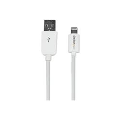 Cavo rete, MP3 e fotocamere Startech - Cavo lightining a usb bianco