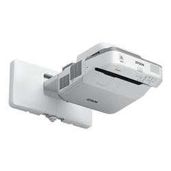 Vidéoprojecteur Epson EB-675Wi - Projecteur LCD - 3200 lumens - WXGA (1280 x 800) - 16:10 - HD 720p - LAN