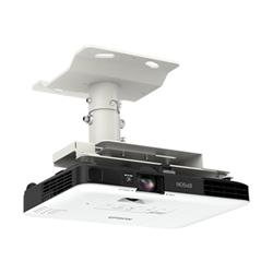 Vidéoprojecteur Epson EB-1785W - Projecteur LCD - 3200 lumens - WXGA (1280 x 800) - 16:10 - HD 720p - 802.11n wireless / NFC / Miracast