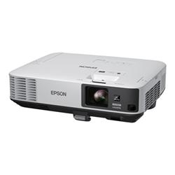 Vidéoprojecteur Epson EB-2155W - Projecteur LCD - 5000 lumens - WXGA (1280 x 800) - 16:10 - HD 720p - 802.11b/g/n wireless / LAN / Miracast