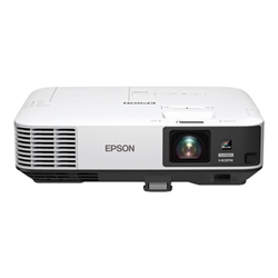 Vidéoprojecteur Epson EB-2140W - Projecteur LCD - 4200 lumens - WXGA (1280 x 800) - 16:10 - HD 720p - LAN