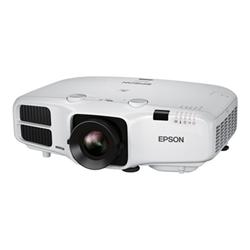 Vidéoprojecteur Epson EB-5530U - Projecteur LCD - 5500 lumens - WUXGA (1920 x 1200) - 16:10 - HD 1080p - LAN