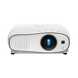 Vidéoprojecteur Epson EH-TW6700W - Projecteur LCD - 3D - 3000 lumens - 1920 x 1080 - 16:9 - HD 1080p