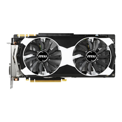 Scheda video MSI - Msi vga gtx 980ti 6gb gddr5 pci-e