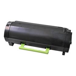 V7 - Toner lexmark 50f2h00 black